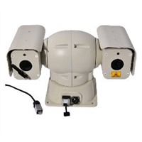 300M LONG RANGE LASER IR PTZ DIGITAL 2.0MP FULL HD NETWORK CAMERA