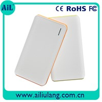 Free Sample Big capacity 8000mAh PowerBank for all Mobile Phone with CE RoHS
