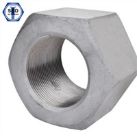 A194, 2h Heavy Hex Structural Nut, H. D. G