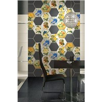 Cheap Hexagon Floor Tile Interior Wall Ceramic