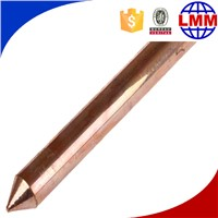 copper plated ground rods