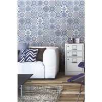 Flower Picture Pattern Decorative Floor Ceramic Wall Tiles