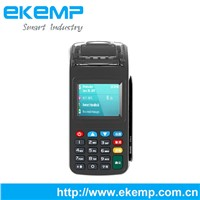 Handheld POS Terminal with Smart Card Reader for Loyalty