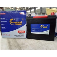 JIS    Standard    12v36ah   Maintenance    free    car   battery