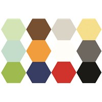 hexagon tile ceramic tile