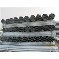 "ERW tube hot dip galvanized  1/2""~8"" BS standard"
