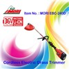 Cordless brush cutter model EBC-240