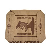 45kg Kraft paper cement bag