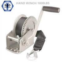 1800lbs Manual Winch Hand Winch Boat Winch