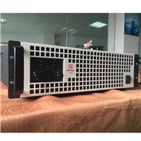 2500w Power Amplifier Audio Amplifier System