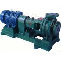 IHF type fluorine plastic chemical centrifugal pump