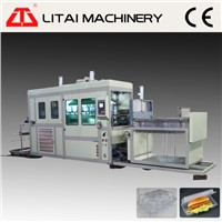 Fruit Tray and Container Vacuum Forming Machine