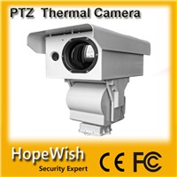 15km PTZ Zoom IR Thermal security Camera