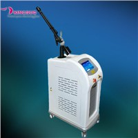 4 wavelength Medical q switch nd yag laser tattoo removal/Medical EO Active Q switch Nd Yag Laser