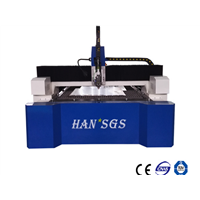 1500W CNC Metal Fiber Laser Cutting Machine with Good Quality