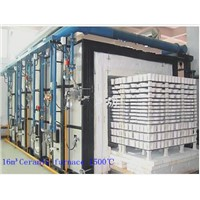 Industrial furnace ceramic production equipment