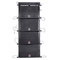 2-Way and 10'' Woofer Line Array System