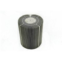 High quality die-casting sun flower aluminum led heat sink