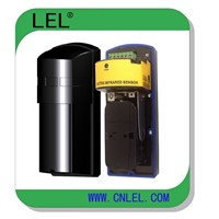 LBD-100F8 long distance photoelectric beam detector with selectable 8 channels