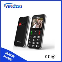 GSM Quad Band Big Fonts large Volume Senior Mobile Phone