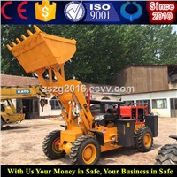 ZL928 Tunnel Wheel Loader underground mining coal mine loader for sale