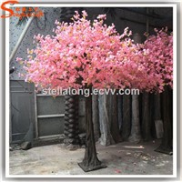 Large factory artificial cherry blossom trees