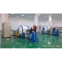 Service providing after sales and new condition graphite powder purifying horizontal furnace