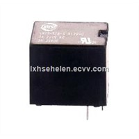 T78 Electromagnetic PCB Relay 4pins or 5pins 6v 12v 24v 25A
