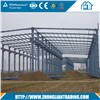 Steel structure car garage for car parking