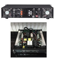 Two Channel Digital Power Amplifier High Power Amplifier Mobile PA Amplifier