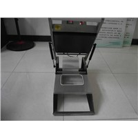 Manual tray sealing machine packing machine manual fast food sealer
