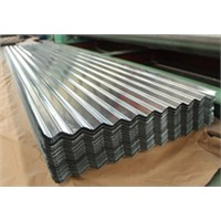 Top quality Roofing sheet , Hot Dipped Corrugated Galvanized Steel Sheet for roof