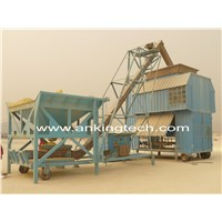 Port Containerized Mobile Weighing and Bagging Machine