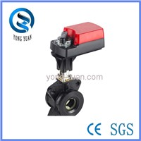Wafer Type Electric Ball Valve, High Quality Ball Valve(BS-898)
