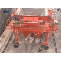 stationary weighing and bagging Machine