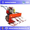 High speed rice reaper for farming
