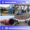 Hot selling high quality rotary drum dryer&sand dryer&coal dryer