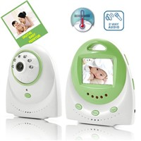 2.4GHz 2.4inch Wireless Digital Baby Monitor