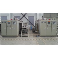3000 degree c high temperature lithium battery negative material graphitization furnace