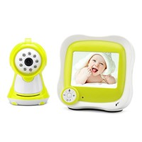 3.5'' LCD Wireless Video Camera Baby Monitor Night Vision Security Camera