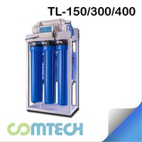 Commercial RO Water System 150/300/400 Gallon per Day