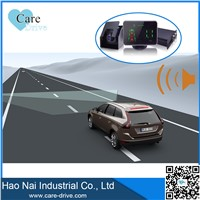 Driver assistance anti-collision warning system aws650