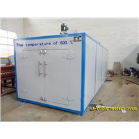 Electrothermal drying  hot air circulation furnace