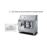 Full Automatic Dry Granulator Machine