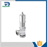 Stainless Steel Aspetic Safety Relief Valve