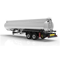 aluminum tanker 2 axles