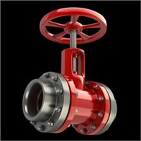 Cast Iron Double Flange Swing Check Valve Non Return Valve
