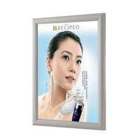 Hot selling high bright aluminium profile poster frame led light box