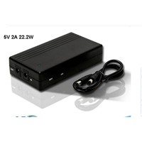 power supply ups 5V2A for time attendance and light