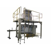 Automatic 10kg 20kg Animal Feed Packing Machine